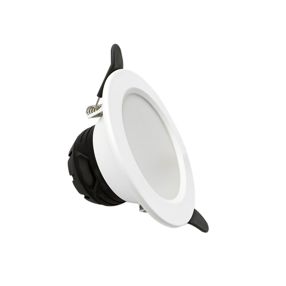 LED spotlight 6W recessed diameter 100mm F. I. 75-95 mm tonalita' light variable