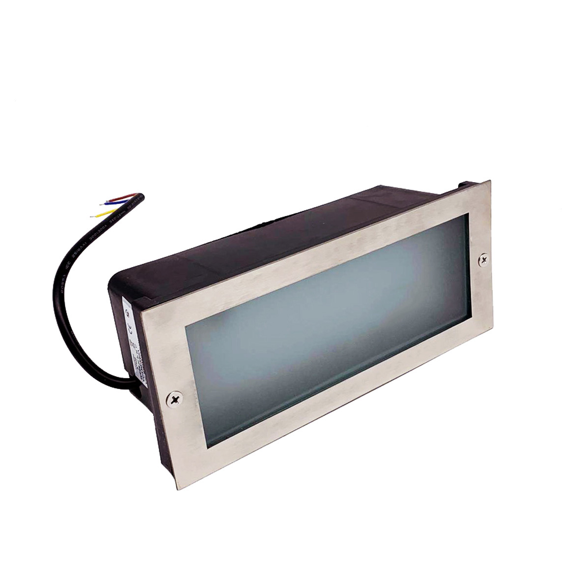 Spotlight camino de la luz LED de 10w de pared Rectangular empotrada smd 2835 FC3-10W