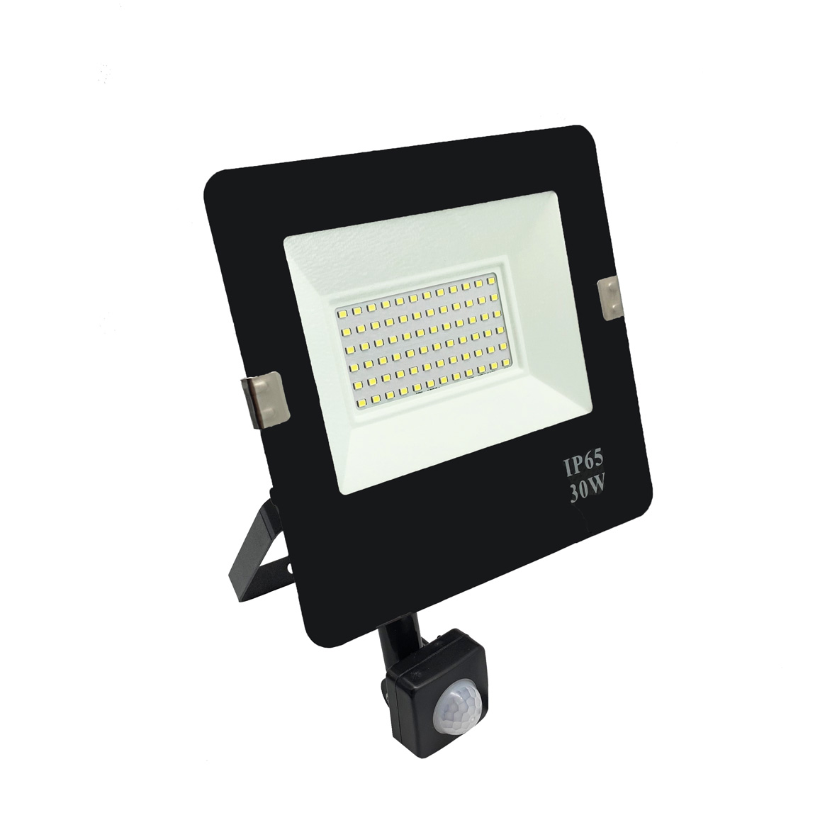 Proyector LED 20W ultra slim sensor de movimiento PIR ajustable FES4-20W
