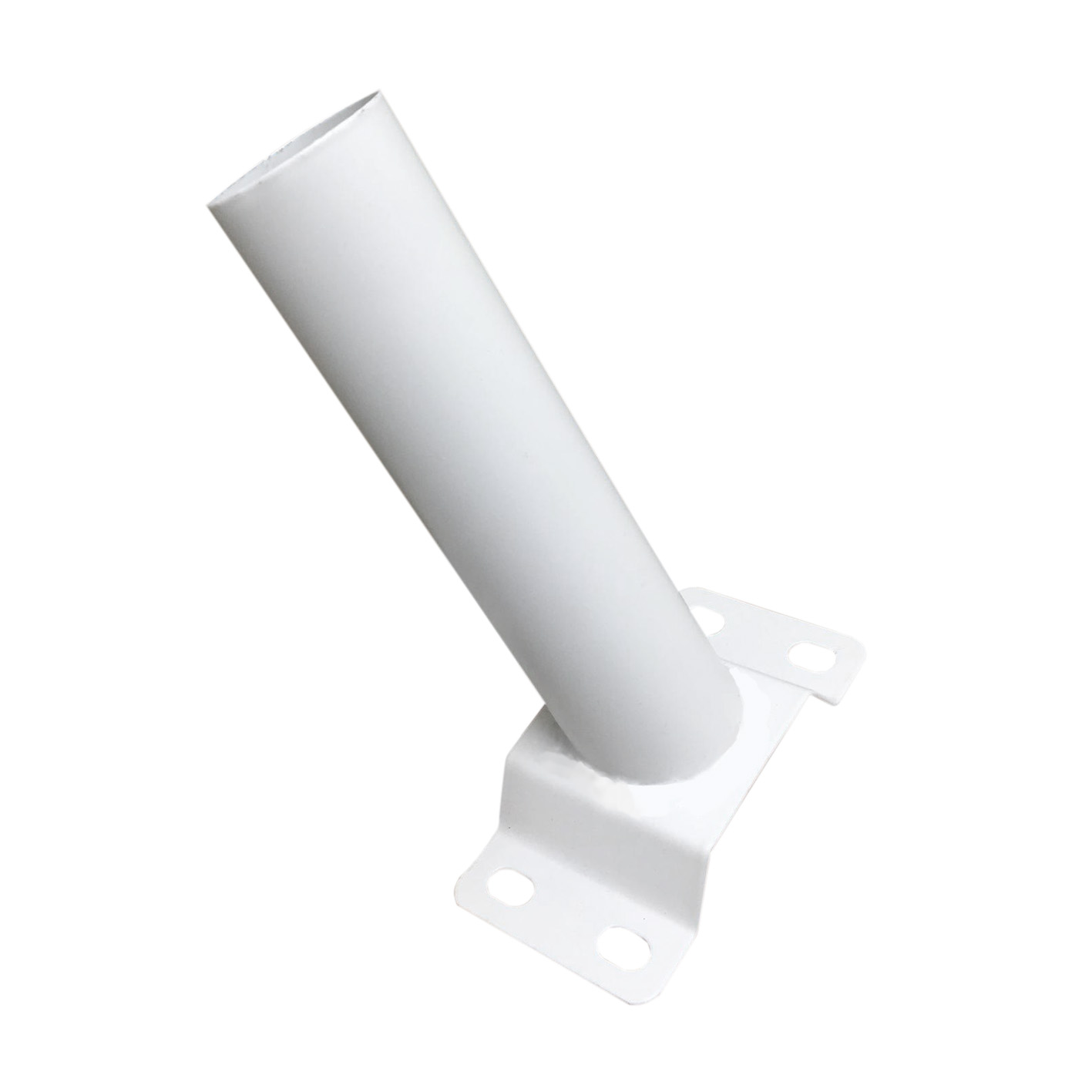 Stake support for the lighthouse and street light wall mounting A20