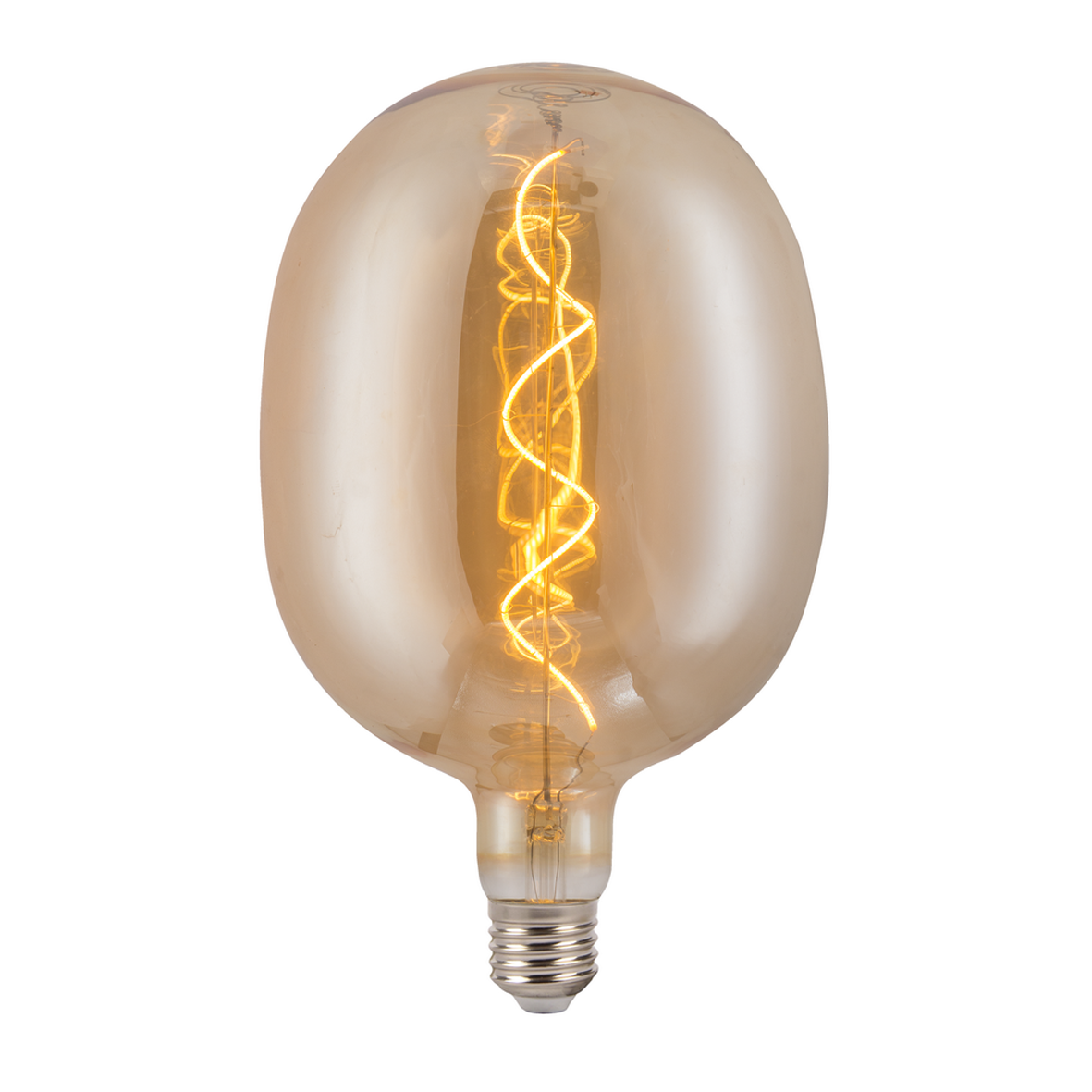 LED lamp 8W big E27 design Balloon YD80A with filament L100-8W