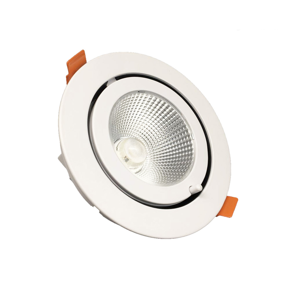 Faro , construido Led COB 30W ajustable Mini 360 horizontal y vertical 90