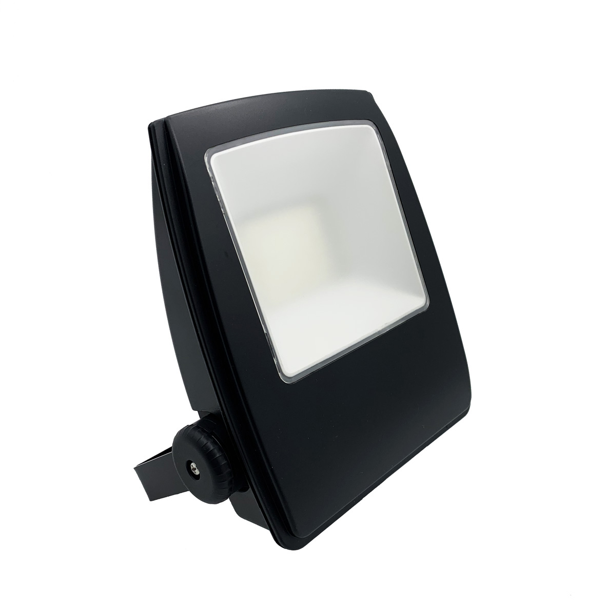 LED floodlight 30W IP65 for outdoor lighting and Black interior FL7-30W
