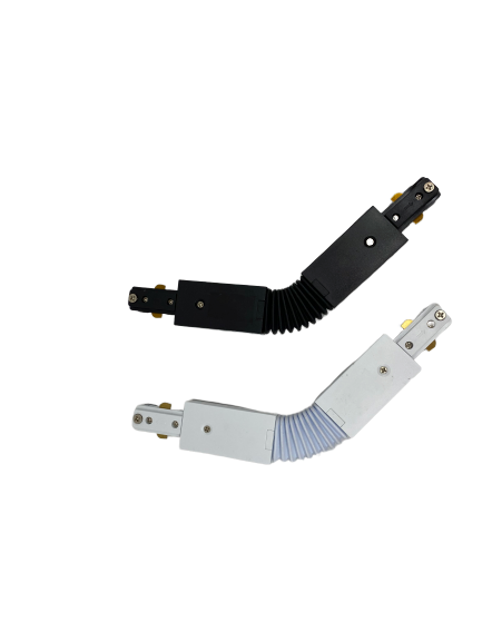 Connector Pluridirezionale for Binary three-PHASE Led Color White/Black