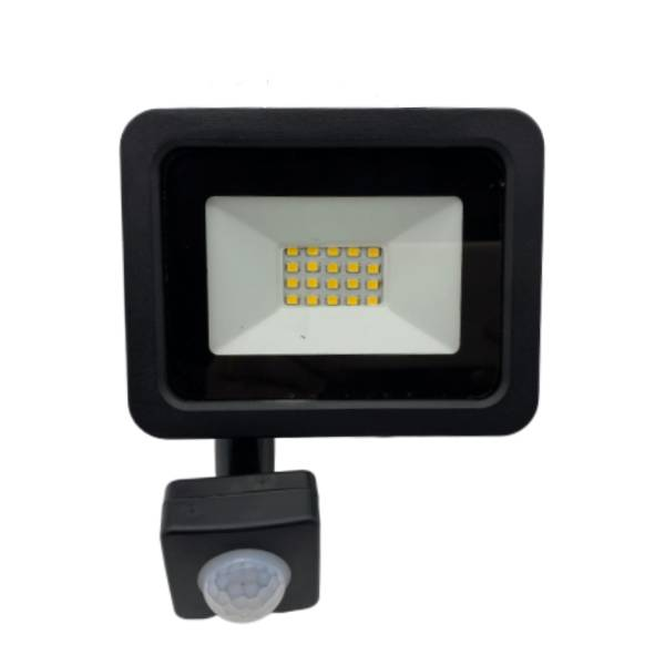 LED spotlight 20W ultra slim motion sensor PIR adjustable FES4-20W