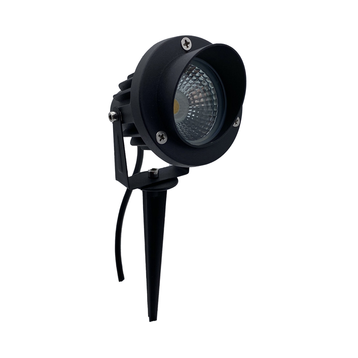 Projecteur à LED épi 6W éclairage de jardin en plein air F103-6W cob led