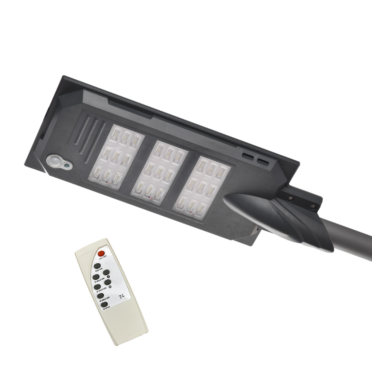 - Lamp Solar led 15W street light, Light Power clean Free
