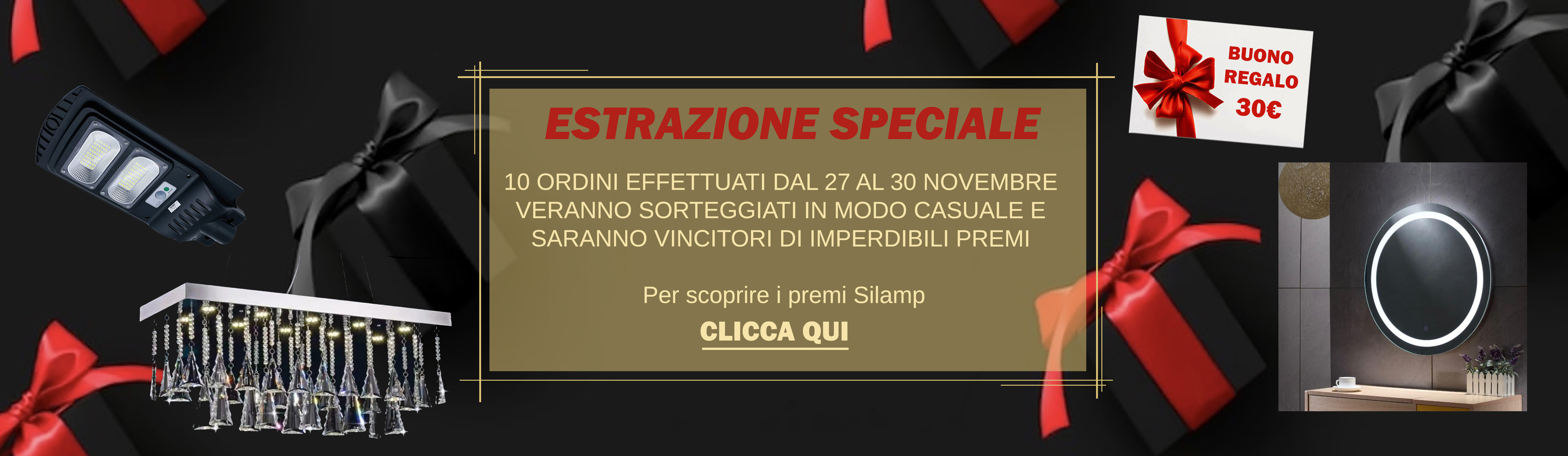 blackfriday estrazione