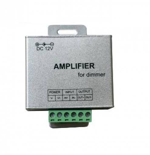 Amplificatore dimmer Amplifier for dimmer 72w per led