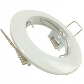 z-Downlight Fixed recessed White Farettino Spot Dial stainless steel recessed gu10 White