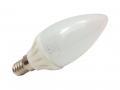 Lampadina Led a Candela 4W Fiamma luce calda e fredda alta potenza E14 Lampadine