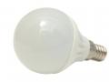 Lampadina Led a Miniglobo 4W Luce calda Fredda neutra attacco E14 lampadine led