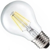 Lampadina Led Edison E27 6W Luce Calda e Fredda Attacco Grande Grosso