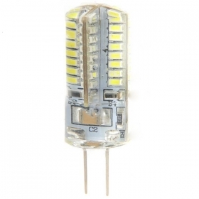 LED bulb G4 12V 3W 48LED Powerful LED bulbs G4 Hot and Cold