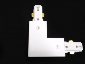 The White connector Angled at 90 degrees to the L to the Binary-phase Led