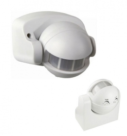 Motion Sensor Infrared Pir Dusk Sensor Detects The Presence Lights Lamps