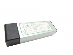 Battery emergency lithium 3.7 v 2500ma input 230v traformare lamps and luminaires in emergency