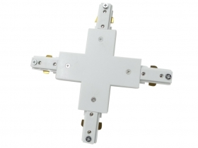 Angular connector 4 Binary-phase Led Color White Joints track lighting led Spotlights
