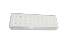 Emergency lamp Led 3W 60led 10h Silamp Led Emergency E3-3W