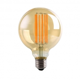 costo lampadina h : L34-G95-6W - Offerte lampadine LED SILAMP - - Lampadina Led E27 6W ...