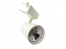 Faretto LED a binario 20w monofase illuminazione a binario led FB-1