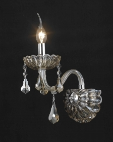 Wall lamp Applique clear Cryst