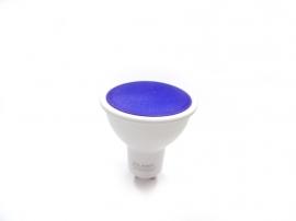 costo lampadina h : L58-7W - Offerte lampadine LED SILAMP - - Lampadina Led Gu10 blu 7W ...