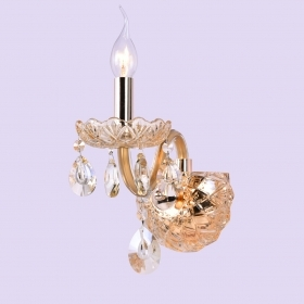 Wall lamp Sconce Crystal glass 2012-1