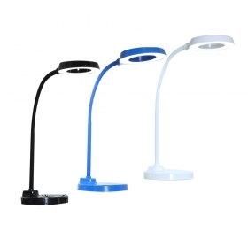 Led table lamp 8w changing Lig