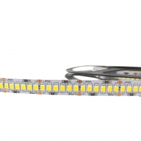 Striscia Led 5m smd2835 1200led 120w 24v strip Bobina Metri ultraluminosa