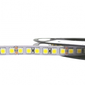 Striscia Led 5m smd5050 600led 120w 24v strip Bobina 5Metri ultraluminosa