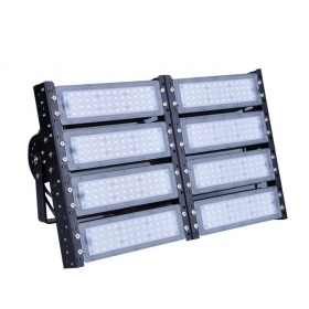 LED floodlight 400W Lighthouse super powerful from the