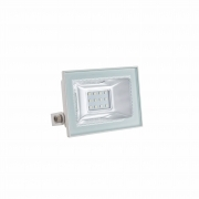 Faro LED MINI 10W Super Slim Da Esterno e Interno incluso Led ip65 versione WH