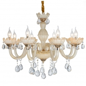 Chandelier ceiling Crystal gol