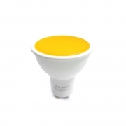 Led bulb Gu10 orange 7W smd 220V Spot farettino gu10
