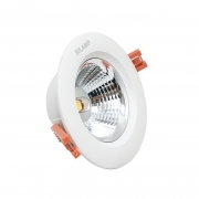 LED spotlight, recessed 10W Cob led spotlight ceiling with Led Driver