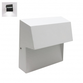 Led lamp applique led 7W white light on the Wall application, Internal and External