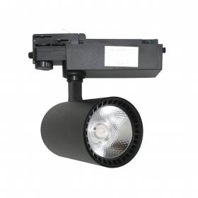 Faretto LED a binario 30w trifase illuminazione a binario led FB-13-30W
