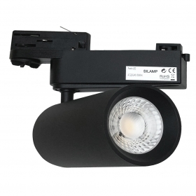 LED spotlight track three-phase 40w FB-17-40W