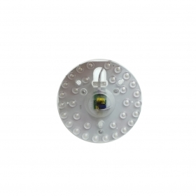 Neon Led Piastra Disco Anello