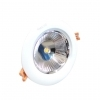 Faretto LED incasso 15W Cob faro led controsoffitto con Driver Led