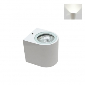 Led lamp, mono-beam light wall