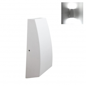 Led lamp wall sconce 7W light Wall application Internal and External wall Lamps