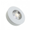 Led spotlight mini 5w wall mounting, wall cabinets, display cabinets WHITE