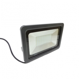 Faro Proiettore LED 50w IP65 ultra slim da esterno e in