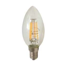 6W LED bulb E14 Attack small oil lamps Led Filament