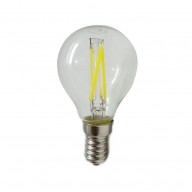 Led bulb E14 6w minibulbo small step to screw with the filament C35-6W