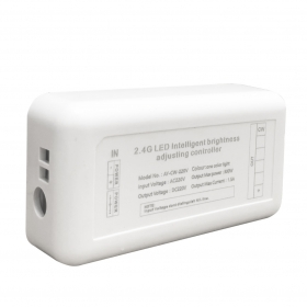 Controller dimmer LED 220V DC per strisce led monocolore 30mt controllo remoto