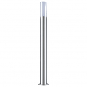 Pole 100cm Lamp Grey brushed G