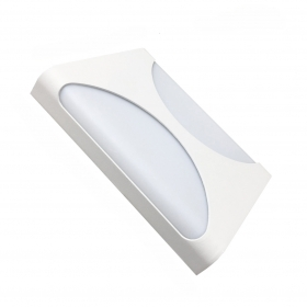 Wall lamp LED 18w double side beam color white IP44 B56-18W